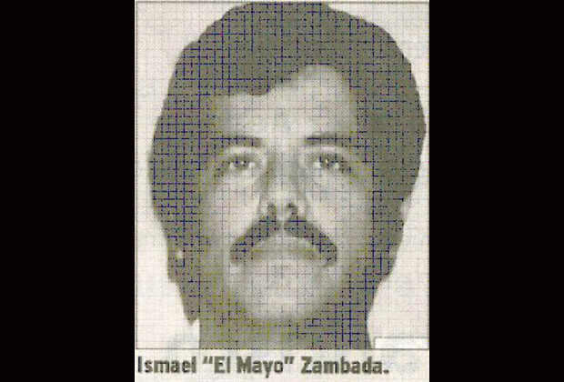 "Undated police handout picture shows Ismael Zambada, Joaquin ""Shorty"" Guzman's right-hand man and top trafficker for three decades who has never been captured."