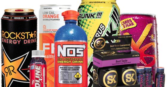 The New Teen Gateway Drug: Energy Drinks with Secret Ingredients