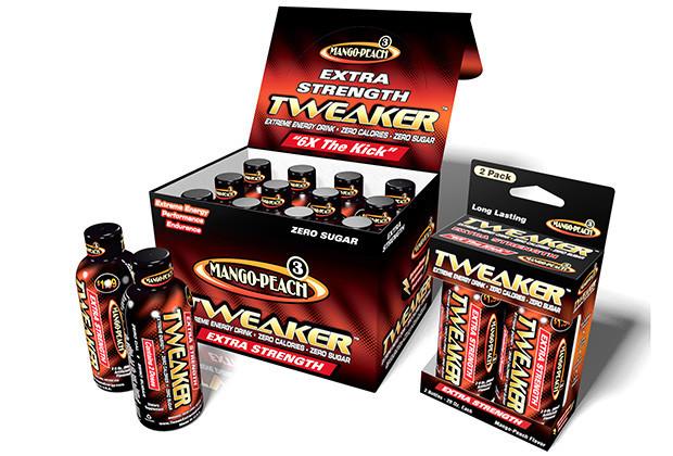Energy Drink Ingredients Tweaker