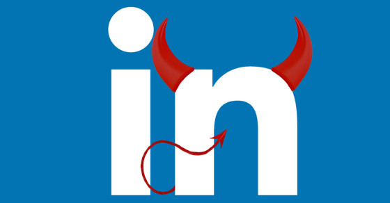 How LinkedIn Tricks You Into Spamming Your Friends