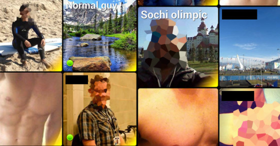 Grindr Use in Sochi Has Tripled During the Olympics