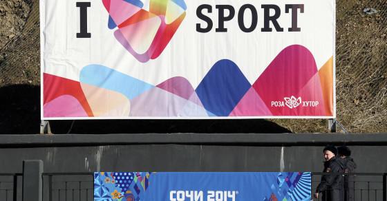 Sochi: I Want to Believe