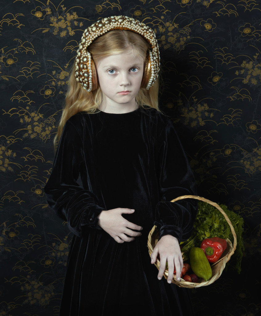 This is What Tech-Obssessed Kids Would Look Like in the 17th Century