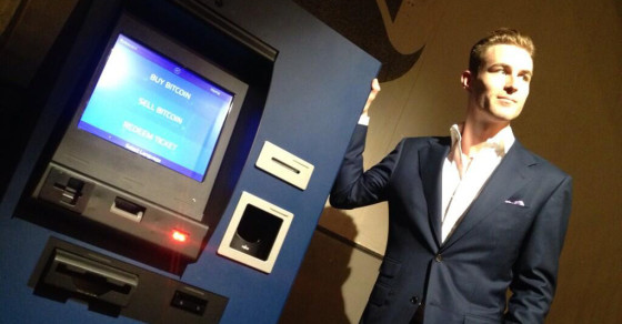 No Longer a Virgin: I Just Took Out Bitcoin From an ATM