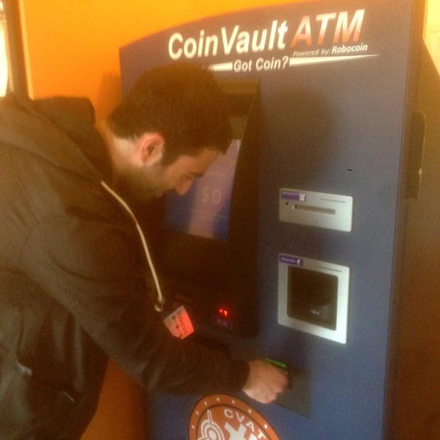Bitcoin ATM SXSW 12