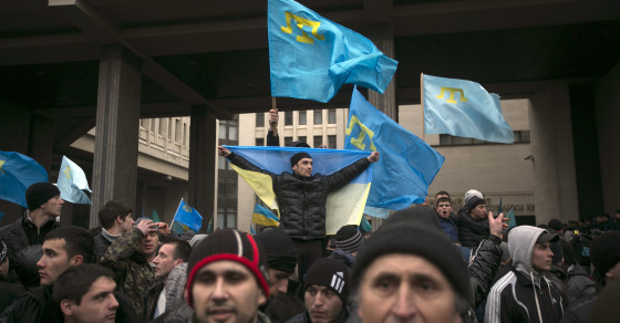 Jihadis Are Seething at Russia Over Crimea—Will It Boil Over?