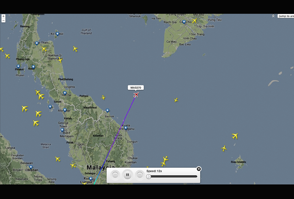 Malaysia_Airlines_Conspiracy Theory Radar