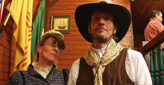 Why Are Germans So Obsessed With the American Wild West?