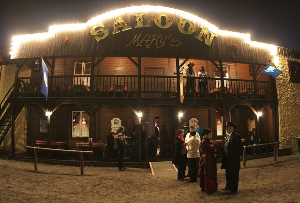 Old Texas Town Berlin 10