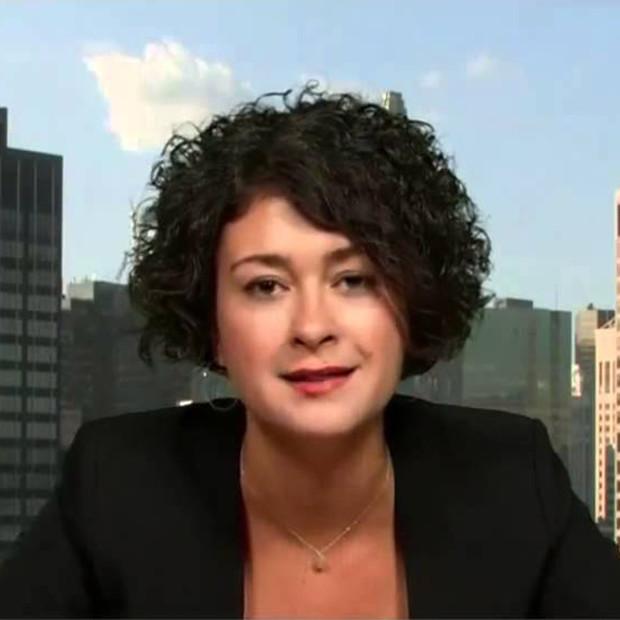 RT Anchor Quits On Air Anastasia Churkina