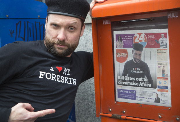 Save The Foreskin 05