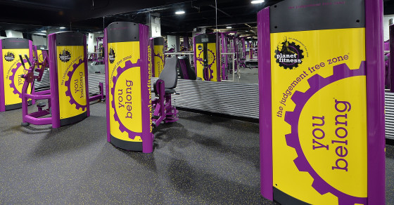 "Woman Ejected From Planet Fitness Gym for Being ""Too Toned"""