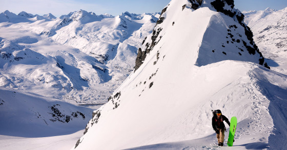Chasing Powder: A Winter on the Road