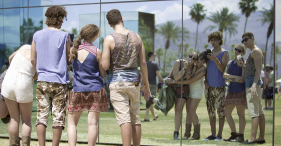 Behold, the Dregs of Coachella