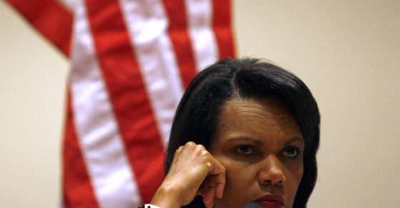 Silicon Valley Is Freaking Out About Condi Rice's New Gig at Dropbox