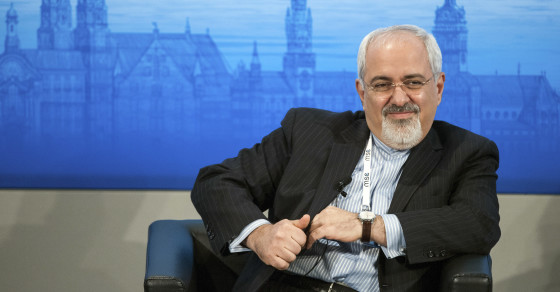 Someone Forgot to Tell Iran's Foreign Minister That Facebook Is Illegal