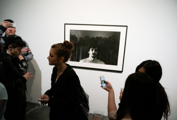 James Franco Pace Opening 08