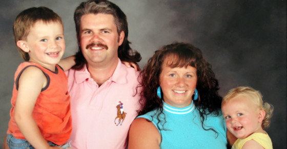 Family Emerges From 1986 Unscathed