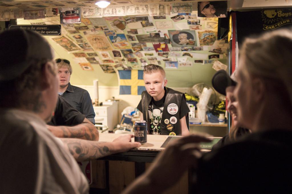 Meet the Swedish Rockabillies