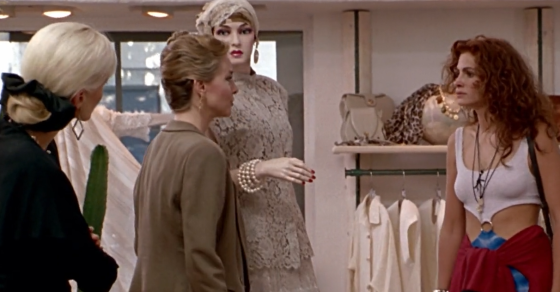 Snobbery Pays Off in Luxury Stores