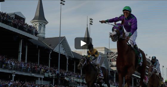 Horsing Around at the Kentucky Derby