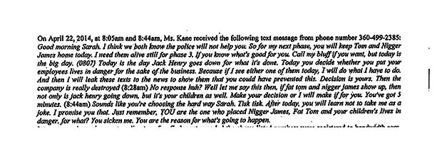 Bad Coworker Seattle Bomb Threats 07