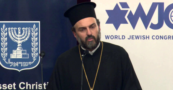 The Most Controversial Priest in Israel