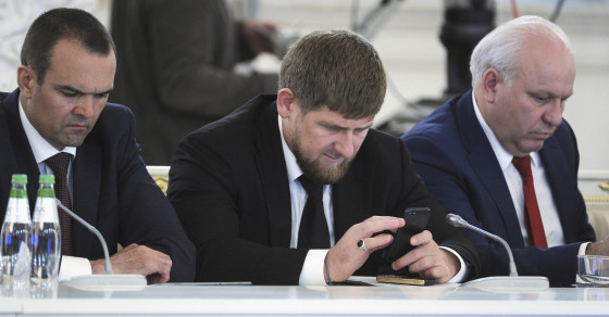 The President of The Chechen Republic Is Better at Instagram Than You