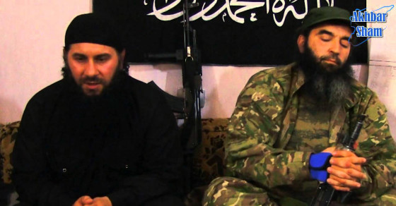Al Qaeda Offshoot in Syria Calls for Jihad in Ukraine