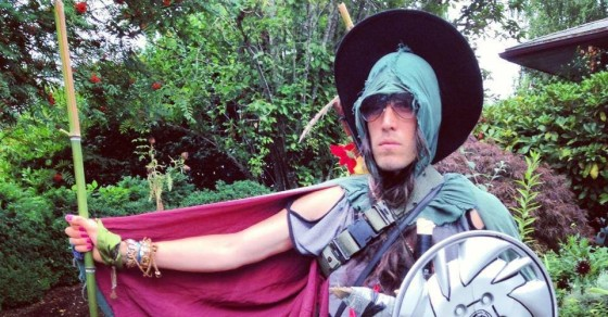 An Exclusive Interview With the Elf Who Dropped Acid and Jousted a Car