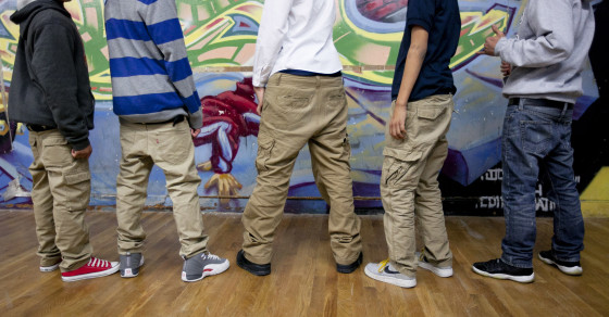 Another Mayor Is Set to Ban Saggy Pants