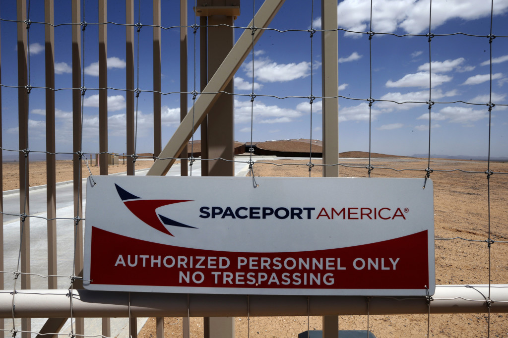 Welcome to Spaceport, USA