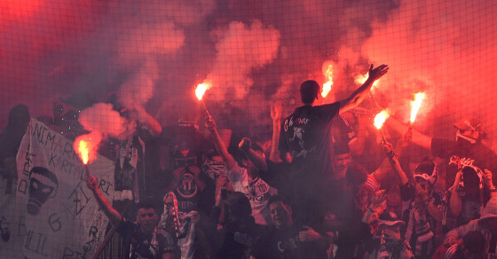 Soccer in Turkey: A Fever Pitch and Empty Stands