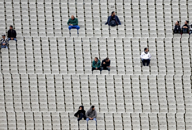Soccer In Turkey A Fever Pitch And Empty Stands Vocativ
