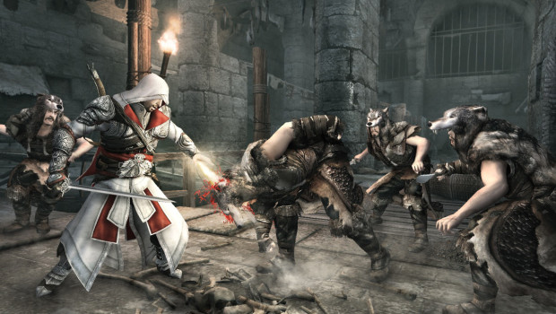 Video Games For Prisoners Assasins Creed 07