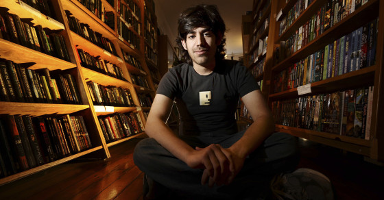 Aaron Swartz Biographer: FBI's Prosecution Drove Hacker to Suicide