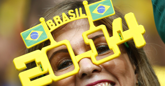 Are Brazil's World Cup Protests About to Fizzle?