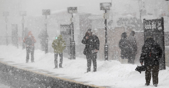 Cold Winter Fuels Spike in Climate Change Denial