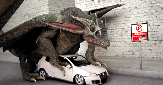 The Enduring Appeal of Dragons F*cking Cars