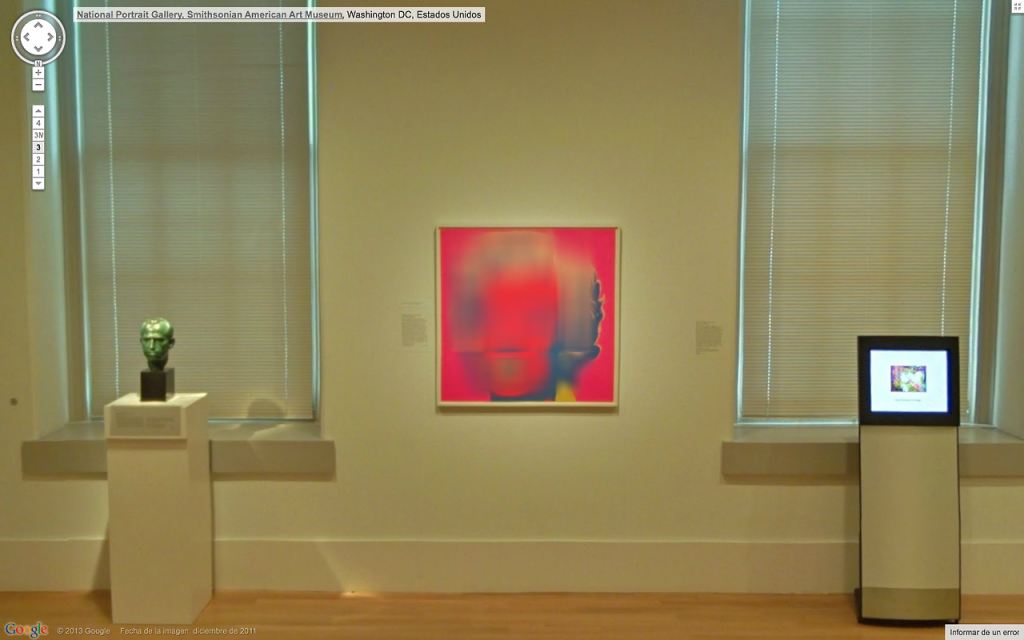 Trolling Google Art for Glitches
