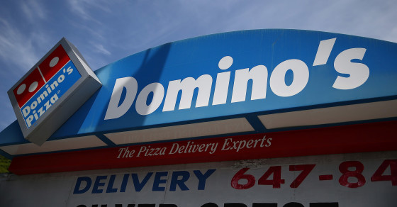 Hackers Know Your Domino's Pizza Order