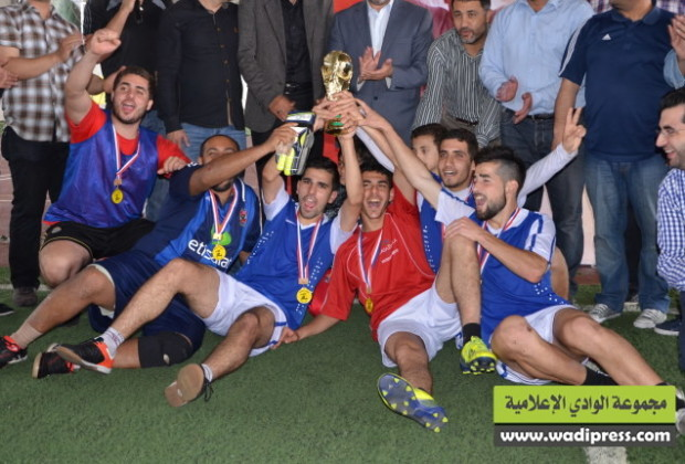 Hezbollah regional soccer tournament