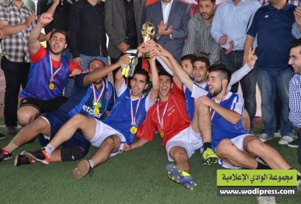 Hezbollah regional soccer tournament