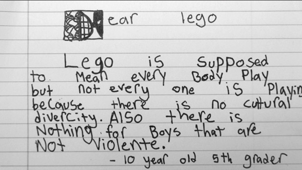 Lego Gender Bias 10