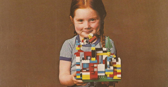 Kids Put Lego on Notice: Stop Neglecting Little Girls