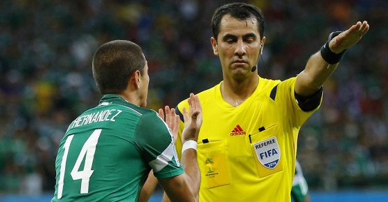 World Cup Refs Get a Taste of Mexican Narco Humor