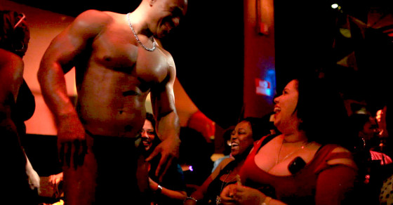 The Hard-Luck Dating Life of a Male Stripper