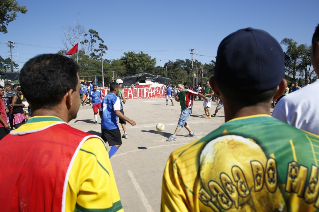 A World Cup for the People of Brazil