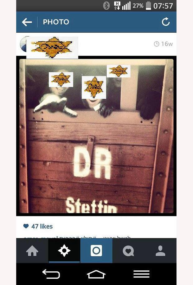 Selfies Auschwitz_05