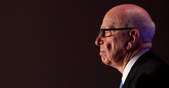 Rupert Murdoch Is Tweeting Again (and Pissing Off People)